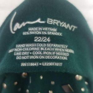 Lane Bryant Tops - Lane Bryant Cold Shoulder Studded Top